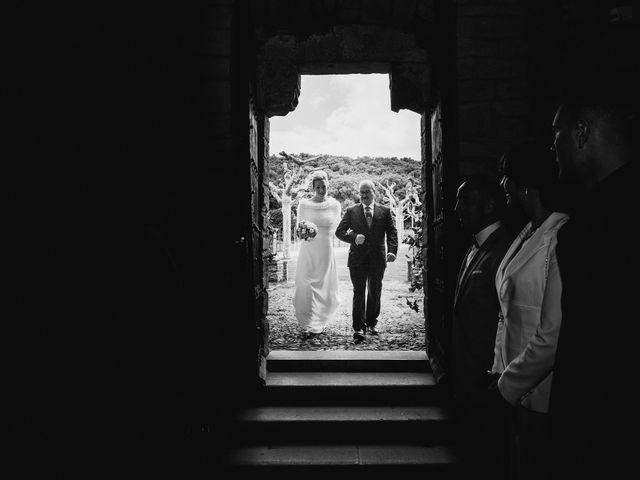 La boda de Iker y Maru en Otazu, Álava 32