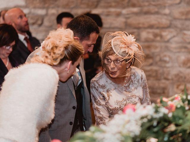 La boda de Iker y Maru en Otazu, Álava 43