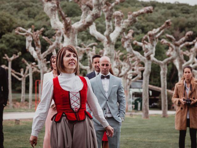 La boda de Iker y Maru en Otazu, Álava 51