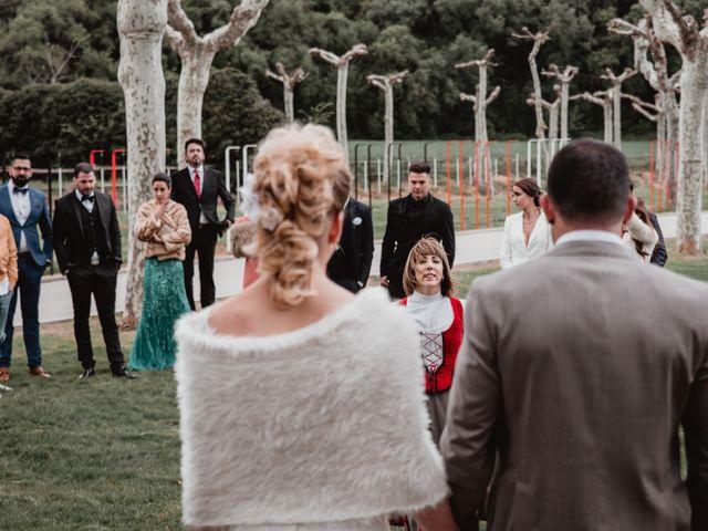 La boda de Iker y Maru en Otazu, Álava 53