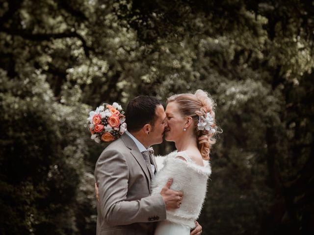 La boda de Iker y Maru en Otazu, Álava 58