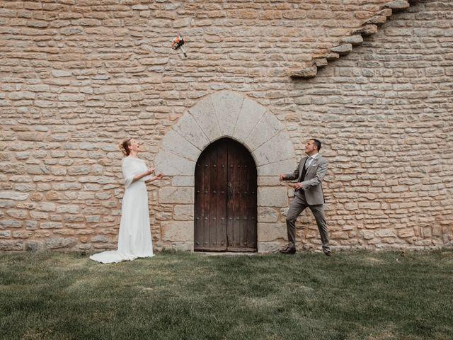 La boda de Iker y Maru en Otazu, Álava 2