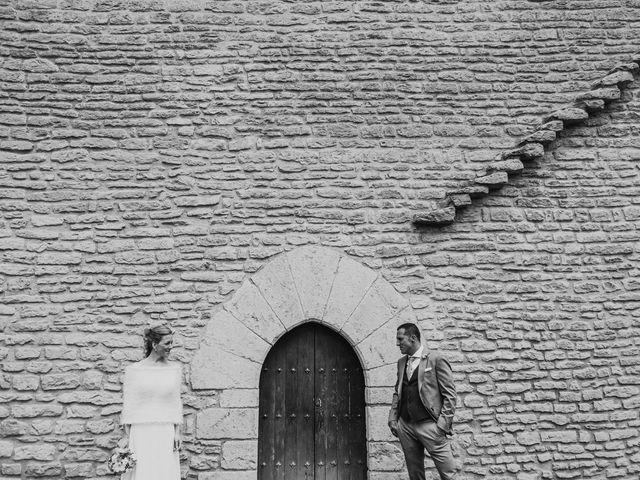 La boda de Iker y Maru en Otazu, Álava 65