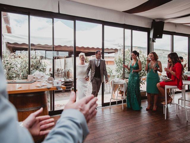 La boda de Iker y Maru en Otazu, Álava 79