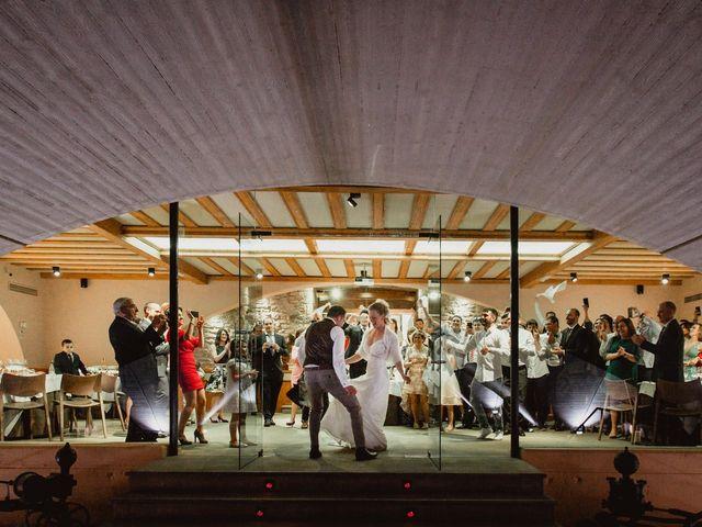 La boda de Iker y Maru en Otazu, Álava 86