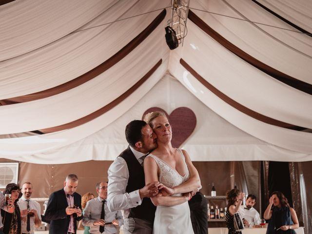 La boda de Iker y Maru en Otazu, Álava 101