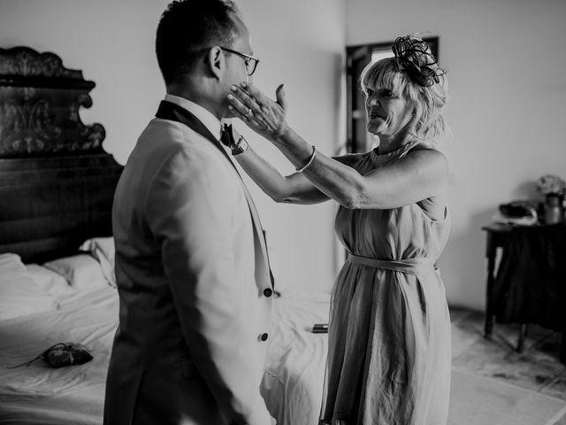 La boda de Florian y Estefy en Palma De Mallorca, Islas Baleares 13