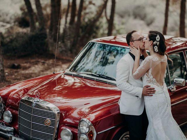 La boda de Florian y Estefy en Palma De Mallorca, Islas Baleares 2