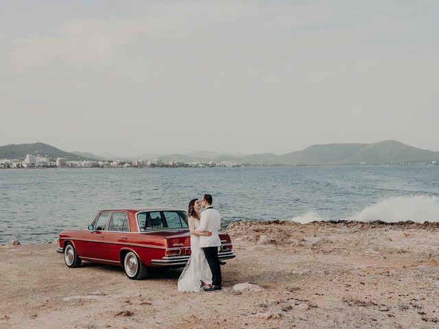 La boda de Florian y Estefy en Palma De Mallorca, Islas Baleares 33