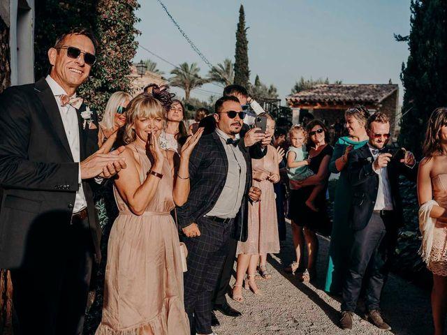 La boda de Florian y Estefy en Palma De Mallorca, Islas Baleares 45