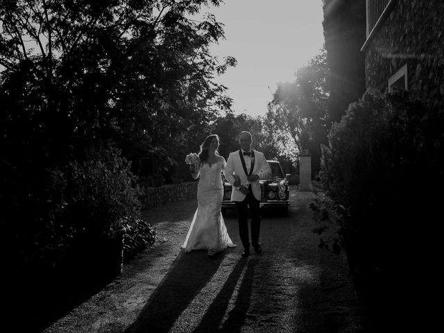 La boda de Estefy y Florian