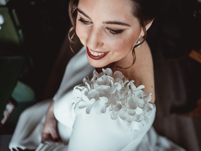 La boda de Javier y Isabel en Málaga, Málaga 6