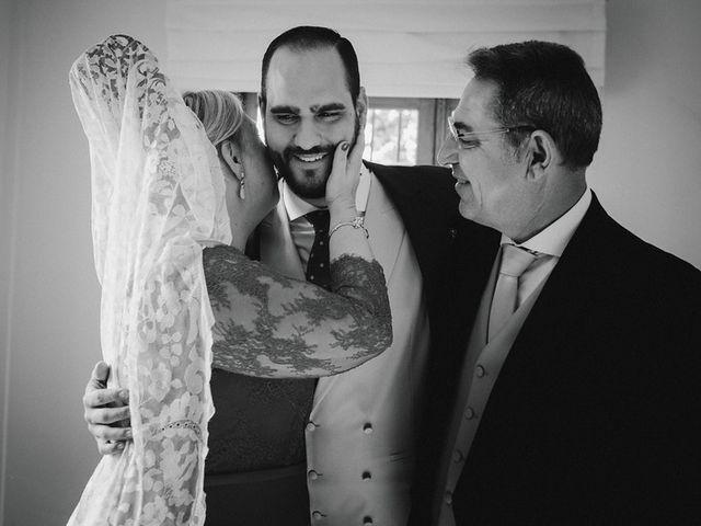 La boda de Javier y Isabel en Málaga, Málaga 9