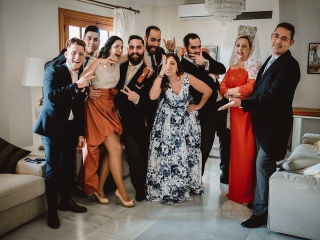 La boda de Javier y Isabel en Málaga, Málaga 10
