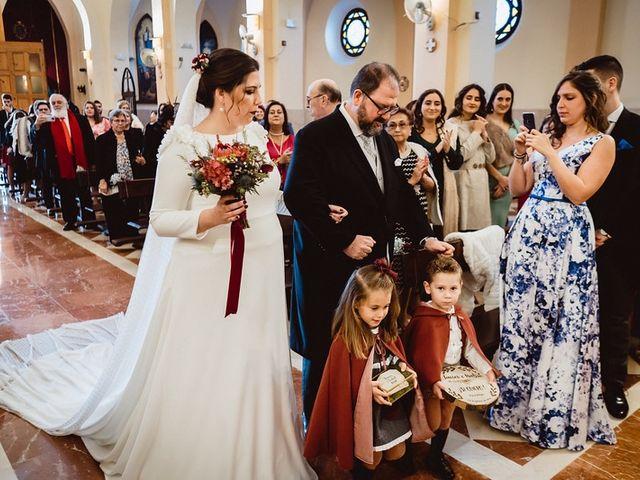 La boda de Javier y Isabel en Málaga, Málaga 11