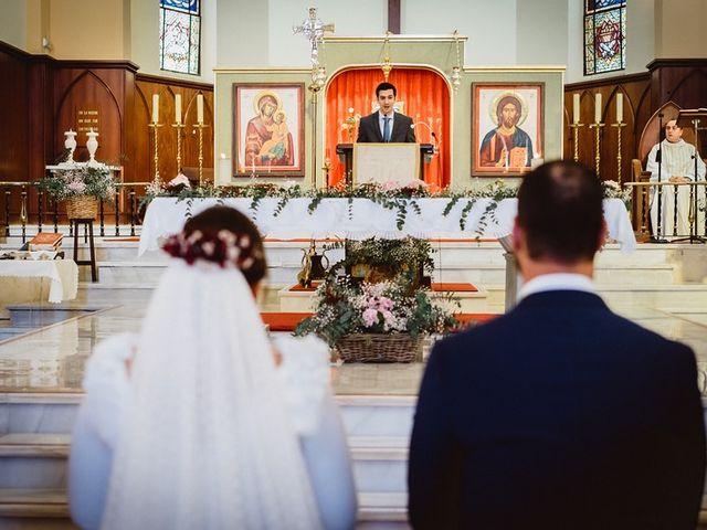 La boda de Javier y Isabel en Málaga, Málaga 12