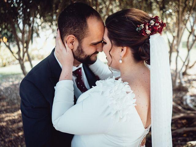 La boda de Javier y Isabel en Málaga, Málaga 15