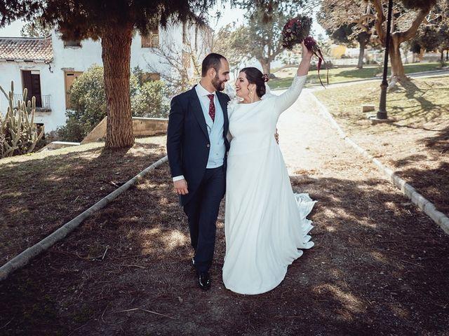 La boda de Javier y Isabel en Málaga, Málaga 16