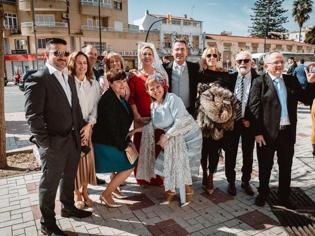 La boda de Javier y Isabel en Málaga, Málaga 19