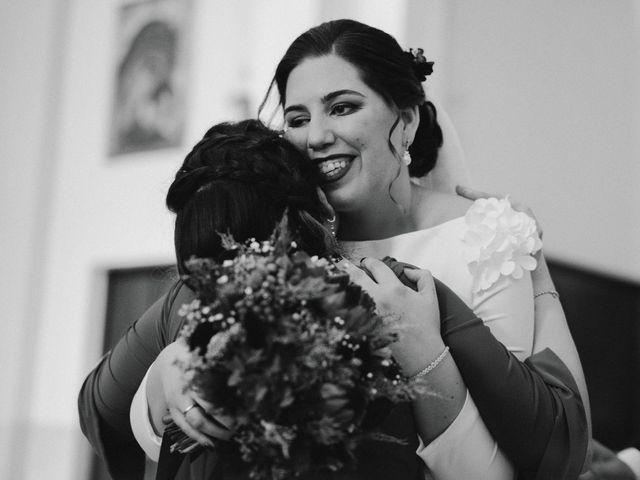La boda de Javier y Isabel en Málaga, Málaga 28