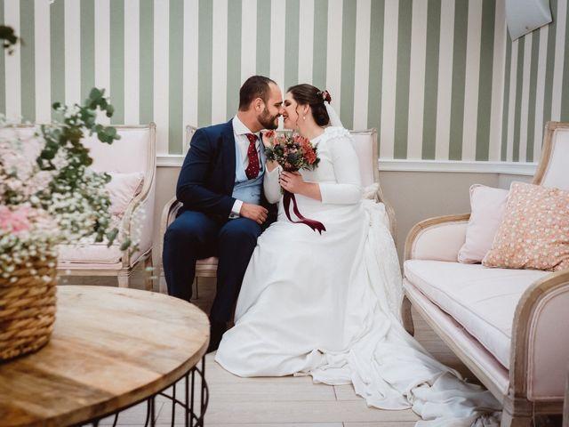 La boda de Javier y Isabel en Málaga, Málaga 40