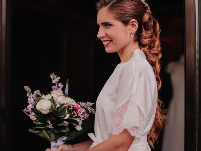 La boda de David y Marta en L' Ènova, Valencia 17
