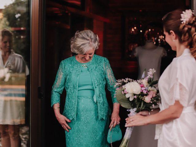La boda de David y Marta en L' Ènova, Valencia 19