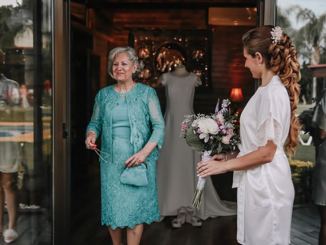 La boda de David y Marta en L' Ènova, Valencia 21