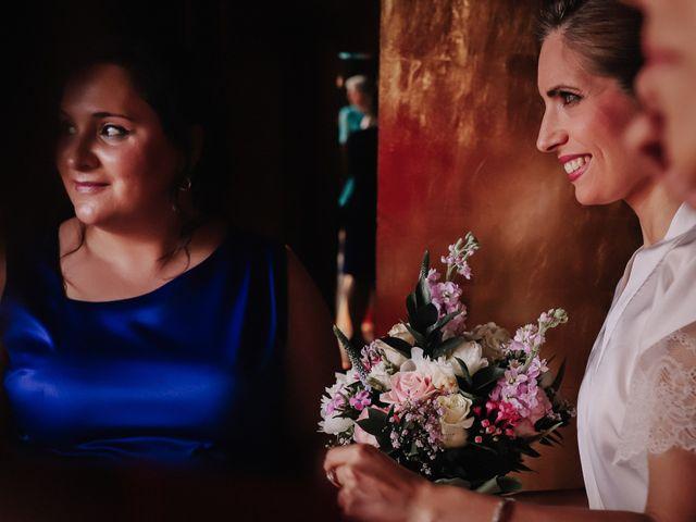 La boda de David y Marta en L' Ènova, Valencia 25