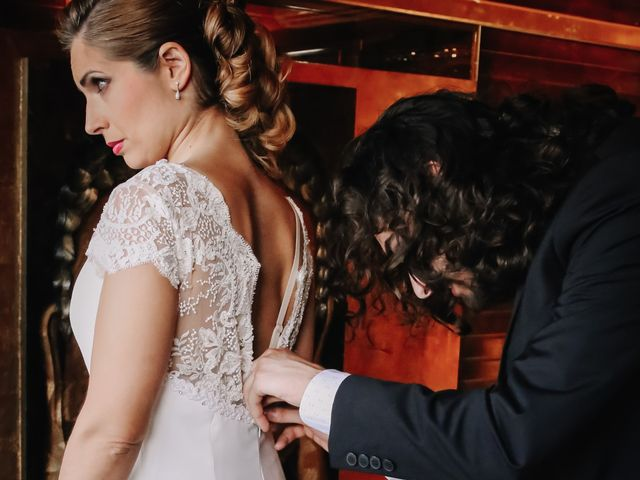 La boda de David y Marta en L' Ènova, Valencia 36