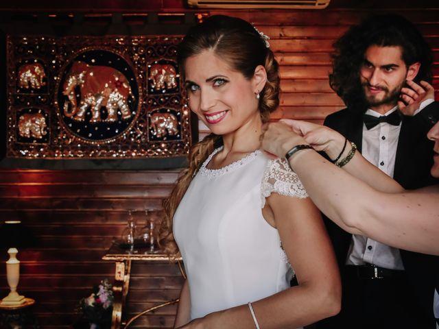 La boda de David y Marta en L' Ènova, Valencia 37