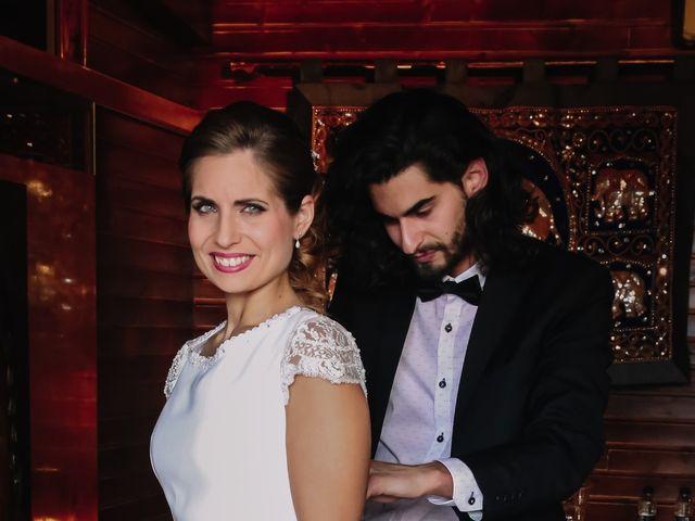 La boda de David y Marta en L' Ènova, Valencia 40