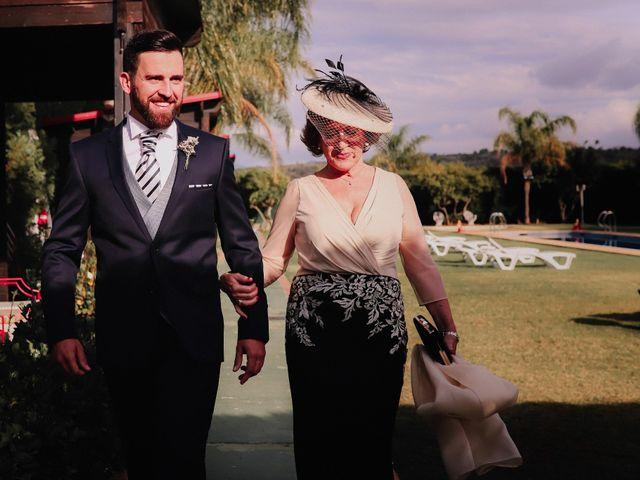 La boda de David y Marta en L' Ènova, Valencia 42