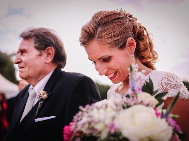 La boda de David y Marta en L' Ènova, Valencia 50