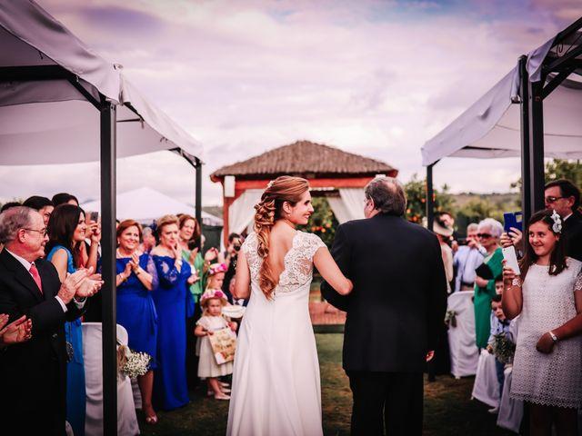 La boda de David y Marta en L' Ènova, Valencia 53