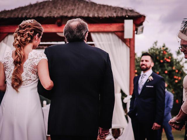 La boda de David y Marta en L' Ènova, Valencia 54