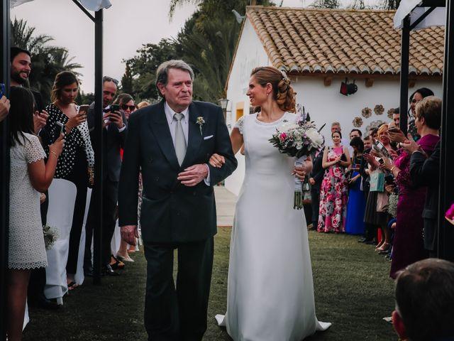 La boda de David y Marta en L' Ènova, Valencia 59