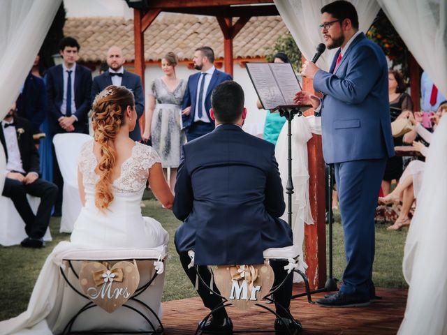 La boda de David y Marta en L' Ènova, Valencia 61