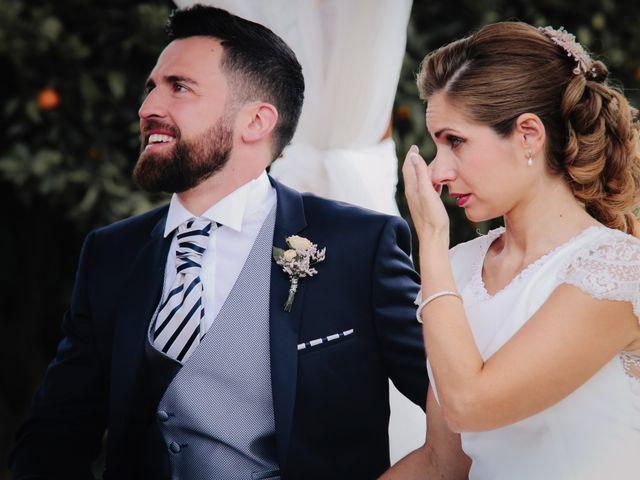 La boda de David y Marta en L' Ènova, Valencia 63