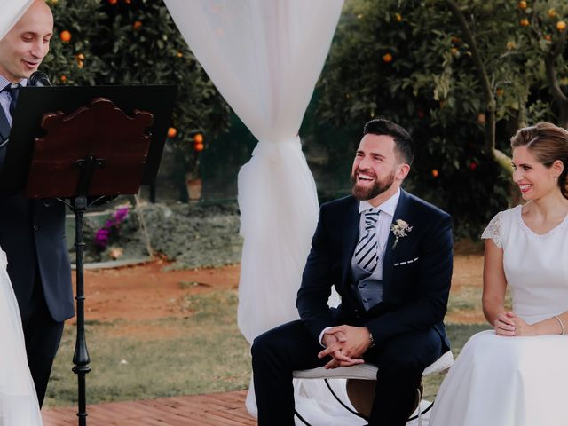 La boda de David y Marta en L' Ènova, Valencia 66