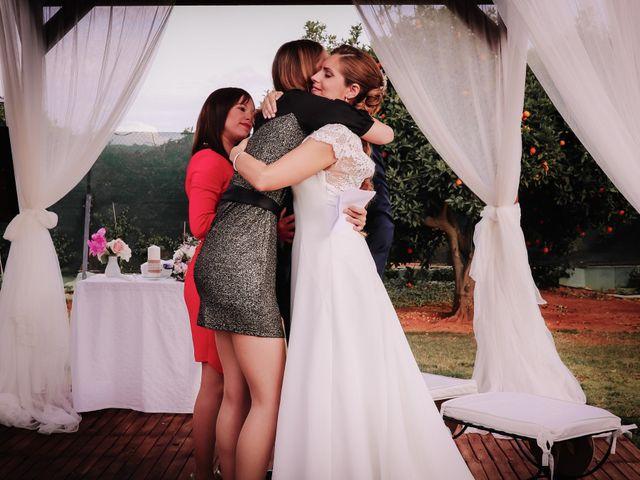 La boda de David y Marta en L' Ènova, Valencia 67