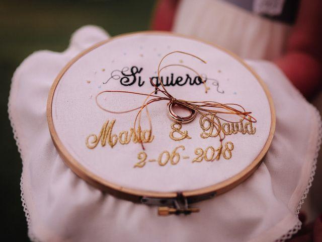 La boda de David y Marta en L' Ènova, Valencia 68