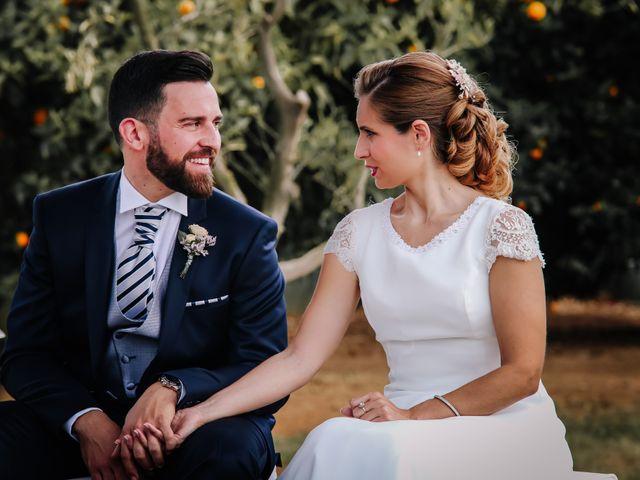 La boda de David y Marta en L' Ènova, Valencia 70