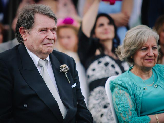 La boda de David y Marta en L' Ènova, Valencia 80