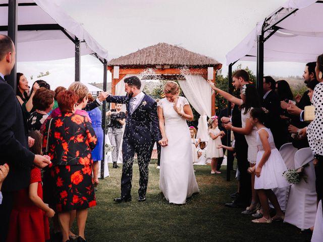 La boda de David y Marta en L' Ènova, Valencia 82