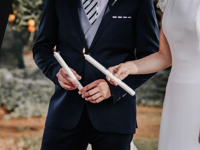 La boda de David y Marta en L' Ènova, Valencia 83