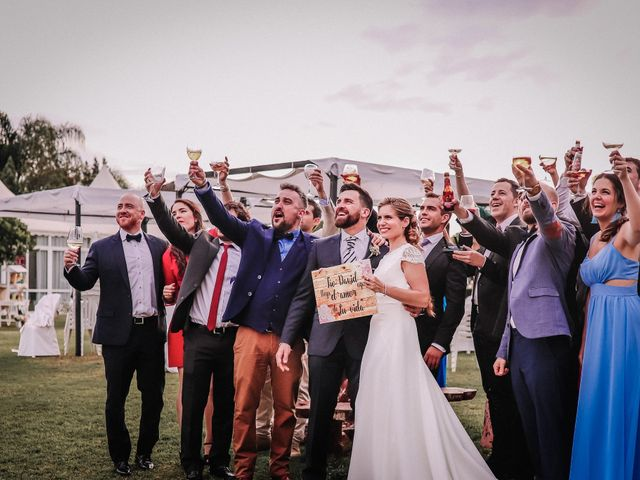 La boda de David y Marta en L' Ènova, Valencia 85