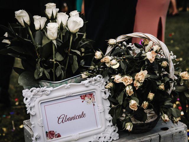 La boda de David y Marta en L' Ènova, Valencia 87
