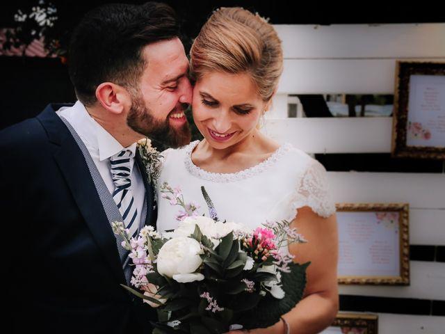La boda de David y Marta en L' Ènova, Valencia 94