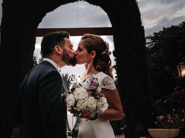 La boda de David y Marta en L' Ènova, Valencia 95